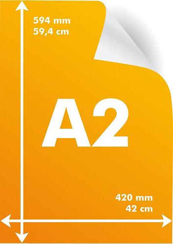 Impression photo couleur A2