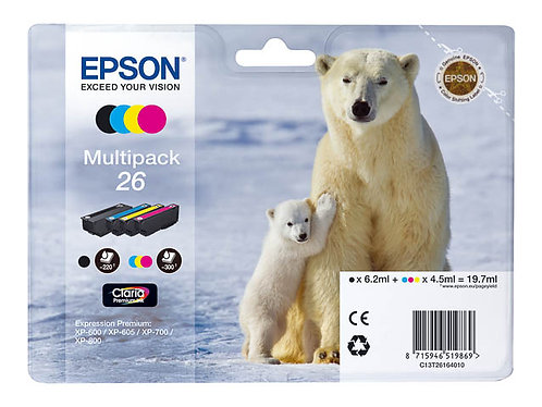 Pack Epson 26