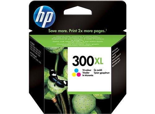 Cartouche d'encre HP300 XL Couleurs