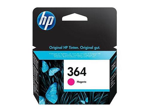 Cartouche d'encre HP364 Magenta