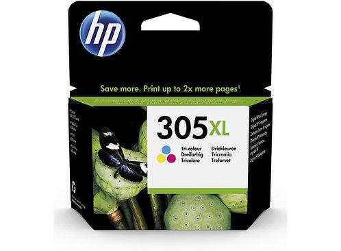 Cartouche d'encre HP305XL Couleurs
