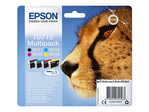 Pack Epson T0715