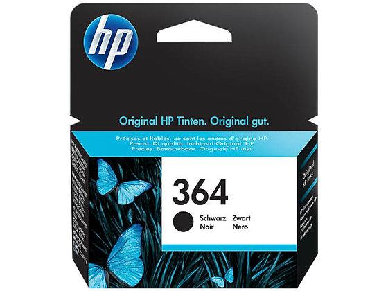 Cartouche d'encre HP364 Noir