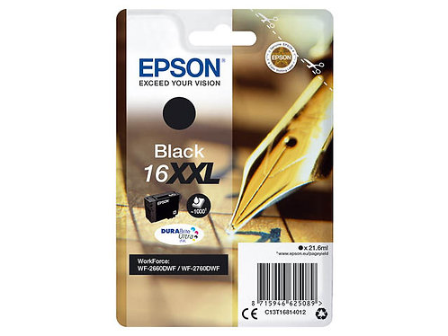 Epson 16XXL Noir
