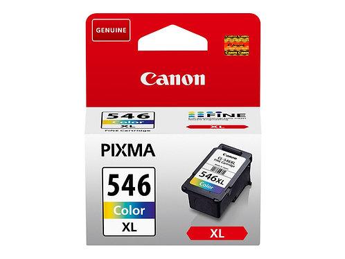 Cartouche d'encre Canon CL546XL Couleurs