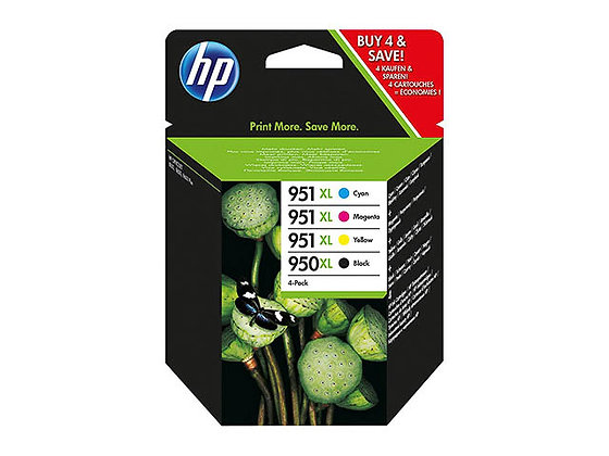 Pack HP950/951XL