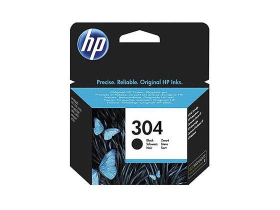 Cartouche d'encre HP304 Noir