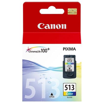 Cartouche d'encre Canon CL513 Couleurs