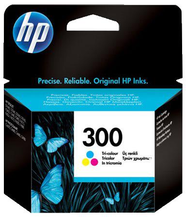 Cartouche d'encre HP300 Couleurs