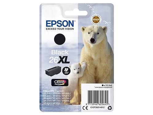 Epson 26XL Noir