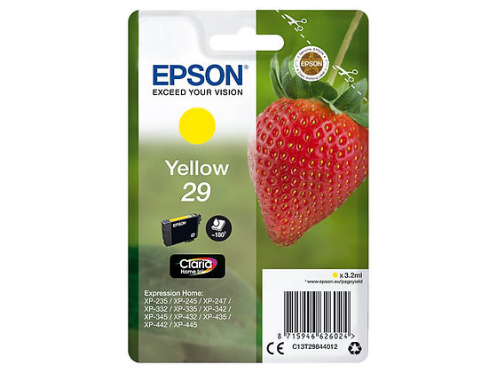 Epson 29 Jaune