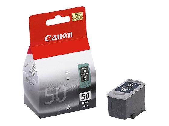 Cartouche d'encre Canon PG50 Noir