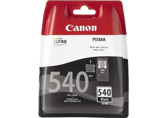 Cartouche d'encre Canon PG540 Noir