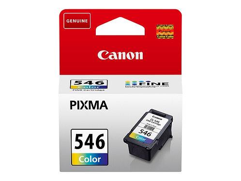 Cartouche d'encre Canon CL546 Couleurs