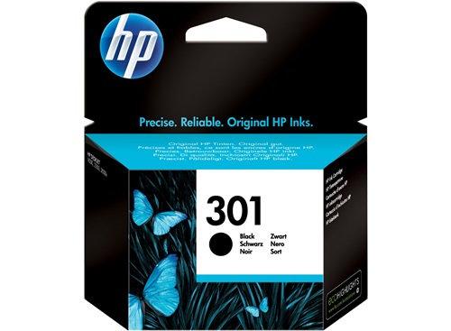 Cartouche d'encre HP301 Noir