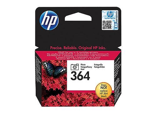 Cartouche d'encre HP364 Noir Photo