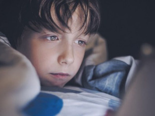 Screen Time Hurts More Than Kids' Eyes