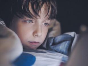 Screen Time Hurts More Than Kids' Eyes