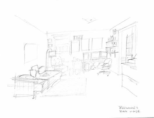 Brendan's office-pencil