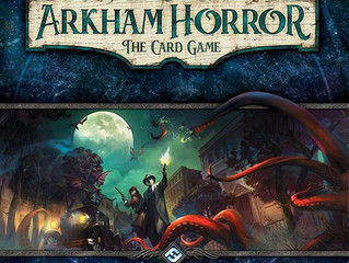 Review - Arkham Horror: The Living Card Game
