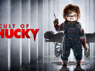 Cult Of Chucky - DVD Review