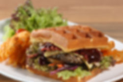Chequers Waffle TTDI