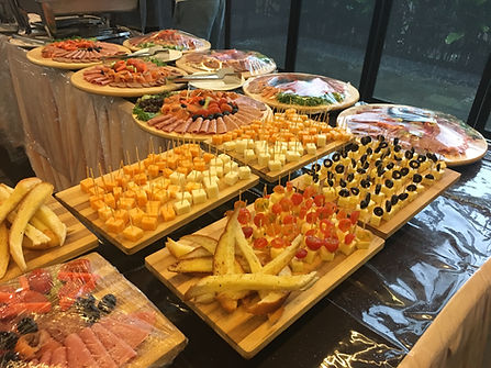 Chequers Catering