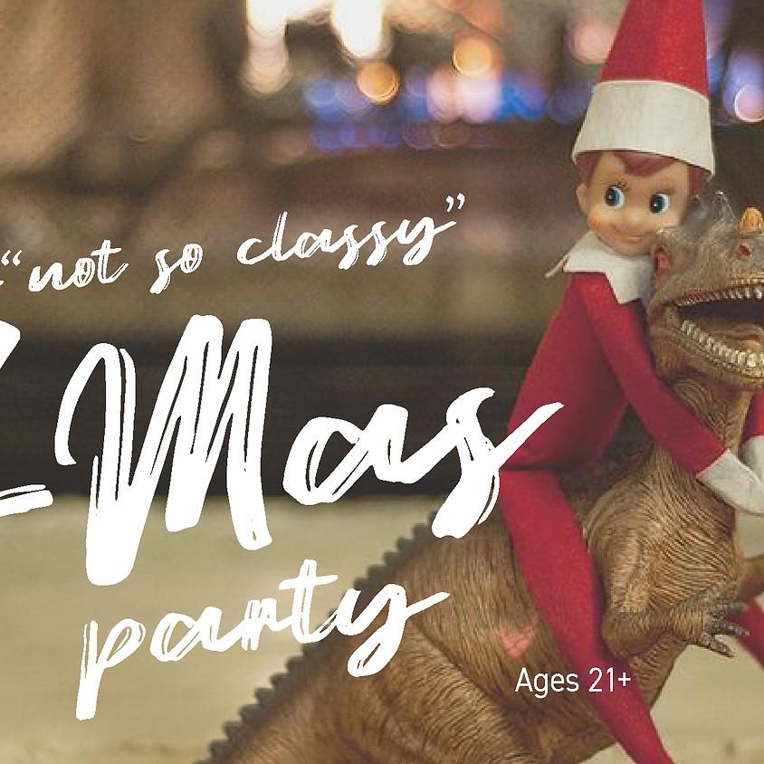 """The """"not so classy"""" X-Mas Party"""