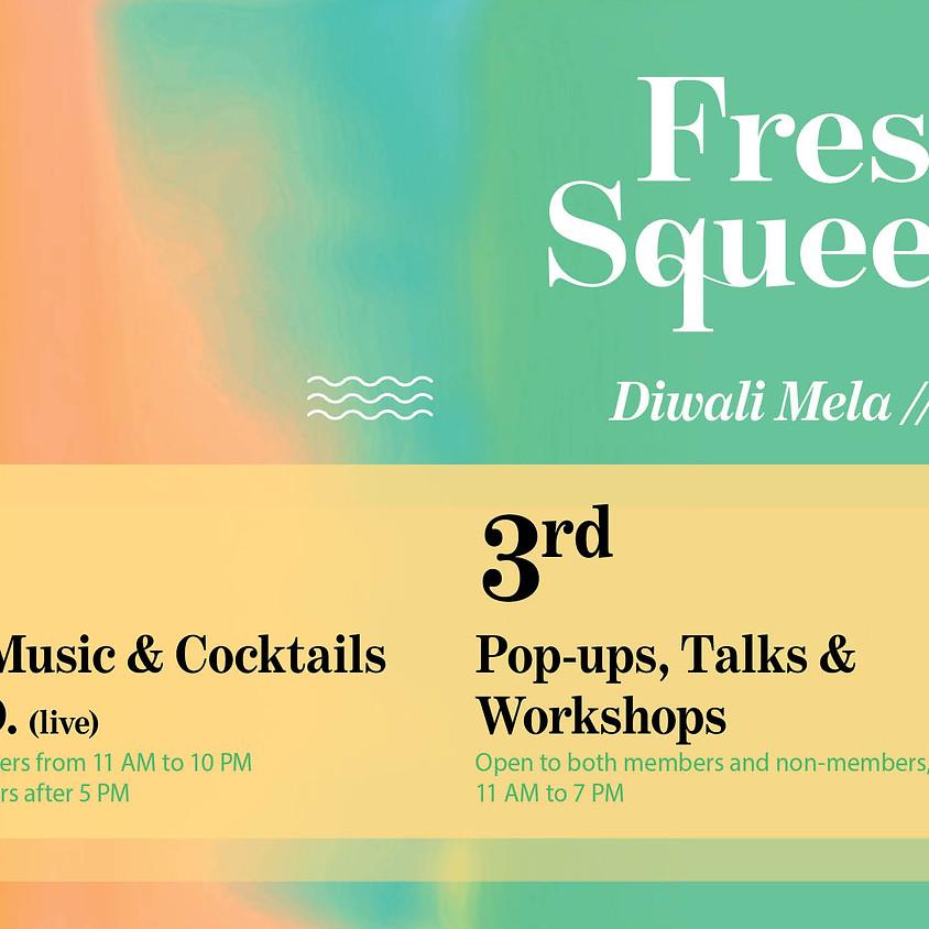 Freshly Squeezed - Diwali Mela, 2018 (1)