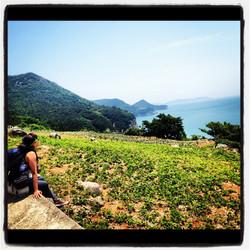 Geomundo Island, Korea