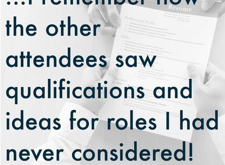 Wager's Sh*tty Resume Party taught me all I needed to know to get a new job