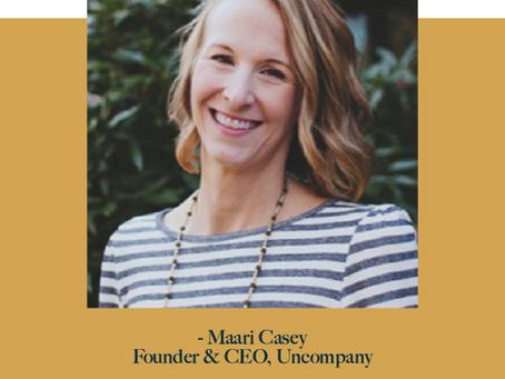 Compensation Conversations: MAARI CASEY