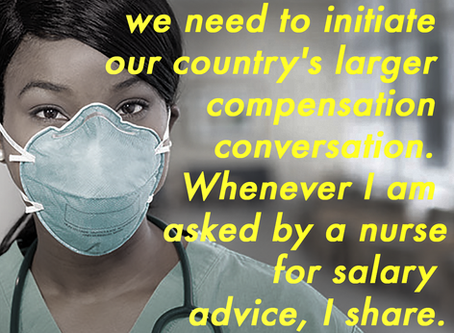 Nurses Deserve Cheers and Cards, But Isn't It Time to Pay Them More, Too?