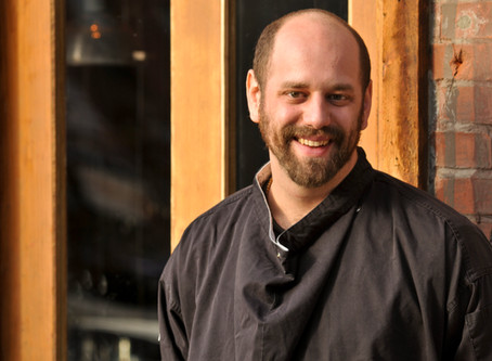 "Palo Santo's Chef Jacques Gautier: ""What it's taken to keep my restaurant"""
