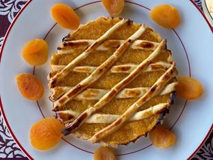 Torta de damasco Toriba