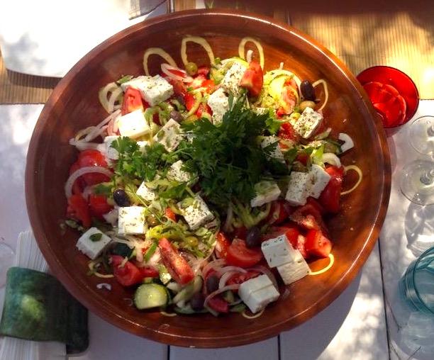 Salada grega - Mykonos