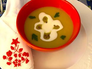 Sopa Indiana de Couve-flor