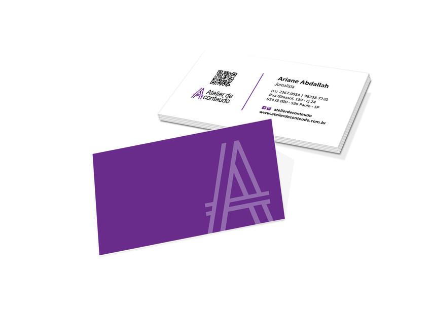 Cartão de visita_Atelier de Conteúdo