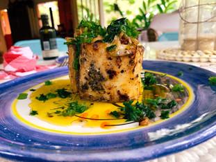 Bacalhau do Restaurante Floresta