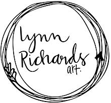 Lynn Richards Aeron logo.png