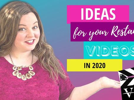 Restaurant Social Media Ideas for 2020