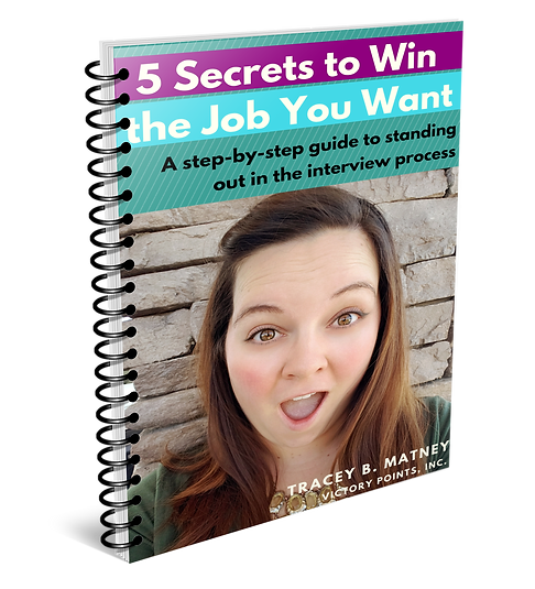 5 Secrets to Win the Job You Want ebook