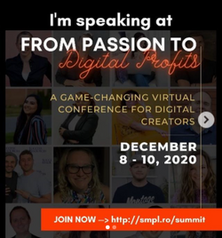 From passion to digital profits