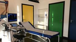 salle d'échographie vasculaire