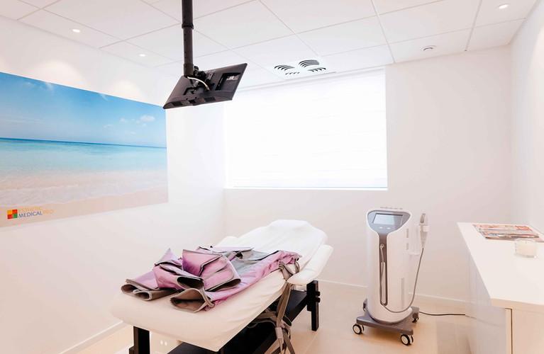salle de pressothérapie
