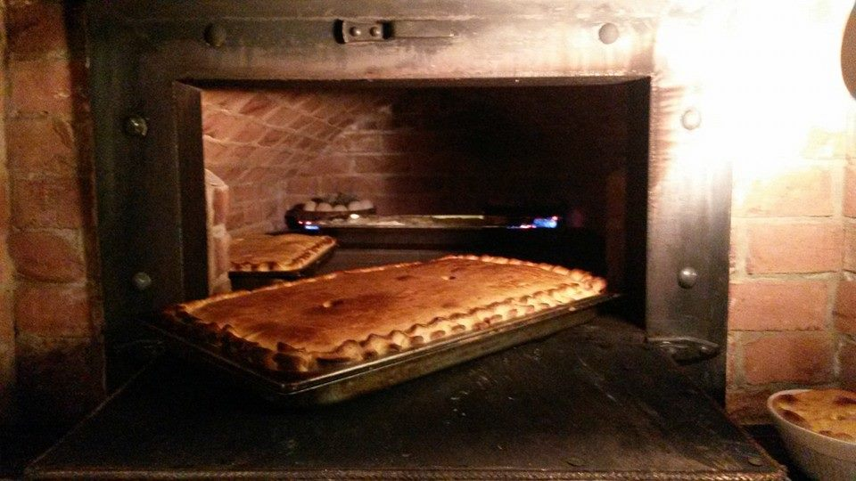 Brick Oven Baked Pies