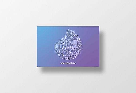 La Savonnette carte de visite identité visuelle