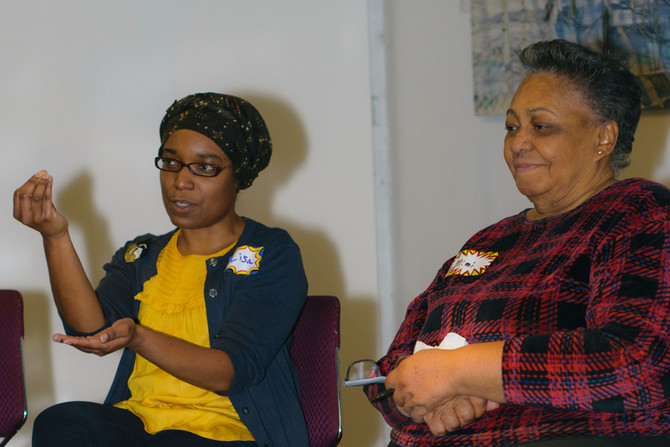 Boston Forum on  Black Women in Activism