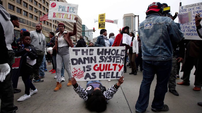 Baltimore Police Corruption Trials  Exposes Relationship of the Police to  Working Class Black Commu