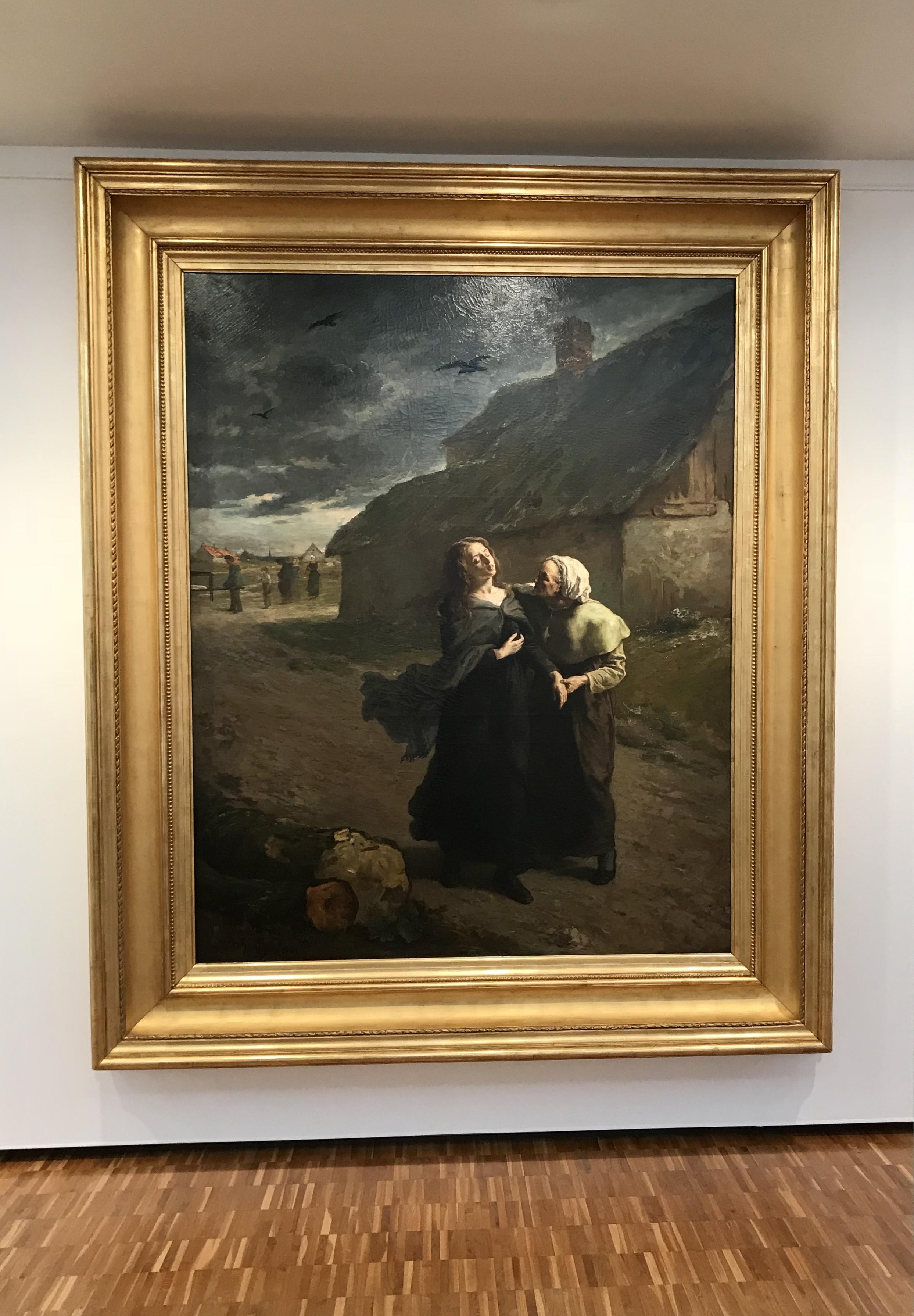 TRAVAIL AU MUSEE BERNARD D'AGESCI